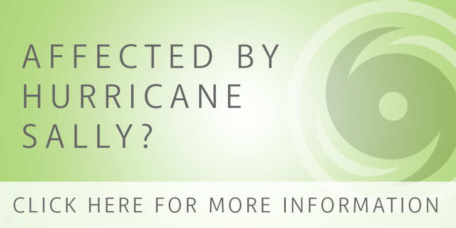 hurricane sally resources